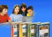 Enciclopedia escolar de chile