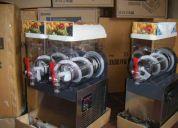 Maquinas granizadoras nuevas desde $550.000 1 aÑo de garantia