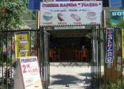 Venta derecho de llave local comida rápida en maipu