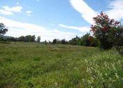 Venta  de terreno -sector collico-salida sur de la ciudad de los lagos