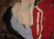 46 prendas de ropa dama lola usadas  en remate a solo $ 35.000
