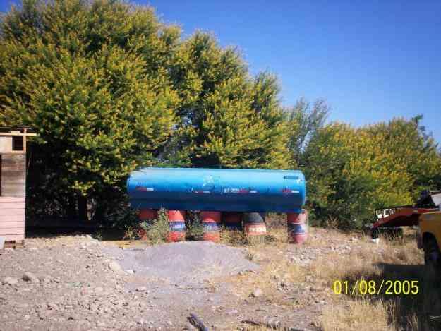 Estanque para camion algibe lampa segunda mano for Precio estanque