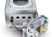 Consola gamecube con juegos