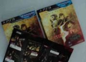 Resident evil gold edition 5  para ps3