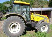 Tractor valtra bm 125i/4