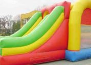 Vendo juego inflable: tobogan inflable