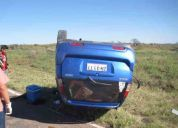 Suzuki ignis 2006, volcado
