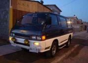 Vendo furgon mitsubishi delica 2.5 1.200.000 conversable