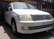 Mitsubishi rvr año 2000 automatico secuencial motor 1.8cc  llantas excelente estado
