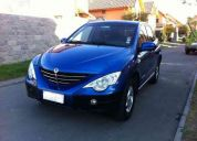 Ssangyong actyon xdi diesel 2.0 full equipo