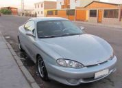Se vende hyunday coupe tiburon