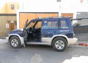 Vendo jeep mazda con detalle $1.100.000.-conversable