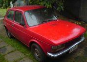 Fiat 147 italiano aÑo 1982, buen estado $ 580.000 conversable