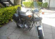 Vendo moto honda v-men 125cc año  2011
