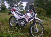 Yamaha xtz 125 año 2006