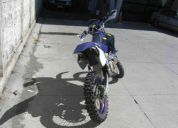 Moto honda crm 250 cc. oferta 1.200.000 al contado, conversable.