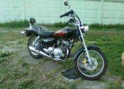 Vendo moto yamaha enticer