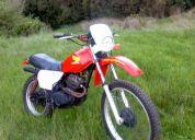 Vendo moto.... en exelentes condiciones...