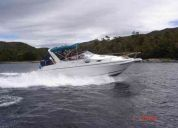 Lancha a motor wellcraft