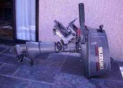 Motor suzuki de 4 hp
