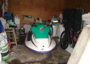 Vendo moto de agua bombardier 650 cc. sin carro