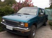 Se vende camioneta chevrolet luv 2.3 , doble cabina, año 1996 excelente estado¡¡¡