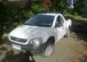 Vendo camioneta chevrolet montana aÑo 2008