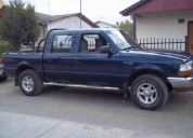 Camioneta   ford ranger xlt 2001