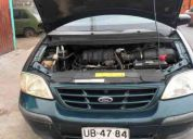 Vendo ford windstard aÑo 2001