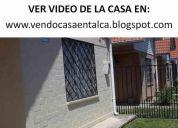 Vendo casa cerca de la u.catolica y del mall de talca (vea el video de la casa)