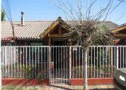 Puente alto venta casa  pje. san guillermo2898