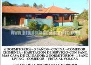 (007) casa en sector de alta plusvalÍa