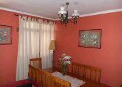 Vende dueÑo excelente casa maipu p.15 a pasos metro, jumbo, colegios, bancos, centro comer