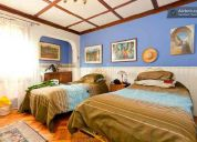 Hermosa casa en barrio residencial  coventry   in santiago