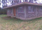 Permuto casa solida con terreno en temuco por una en stgo o sus alrrededores