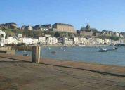 apartamento : 4/6 personas - vistas a mar - granville  mancha  baja normandia  francia
