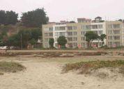 Arriendo departamento frente playa los molles