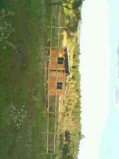 se vende sitio de 500 mtr con cabaña en san nicolas