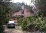 Parcela campestre -casa rustica tipo loft -cod-olm 004