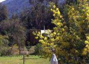 Cabaña matrimonial la campana olm-rk002