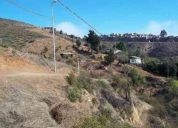 Terreno cerro jimenez,  ideal para  inmobiliarias