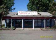 Vendo hostería y cabañas. 10.500 m^2 totales. ubicada en panamericana sur km. 437