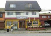 Se vende hostal-restaurante y lavanderÍa