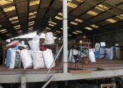 Propiedad industrial 750m2 con galpon y oficinas, alvarez de toledo/sta. rosa
