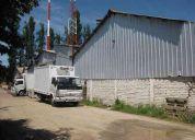 Propiedad industrial 12.000m2 con galpones y oficinas