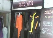 Tienda de ropa - don victor oyaneder hidalgo - comuna de maipu