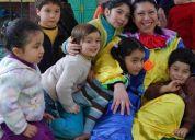Cuidado de niños los fines de semana  y festivos