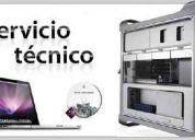 Soporte especializado en mac y pc