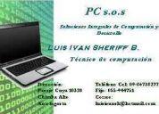 Pc   s.o.s    servico tecnico de computacion