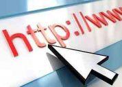 Se diseÑan y confeccionan paginas web